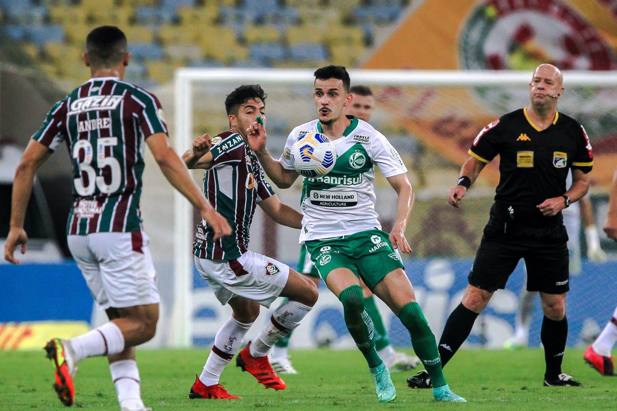 Fluminense joga melhor, mas cede empate para Juventude e perde chance de colar no G-8