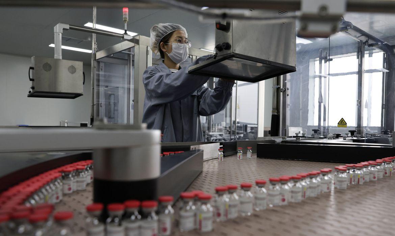 Eles informam que, nesta nova vacina, é necessário apenas um quinto da quantidade da vacina injetável
