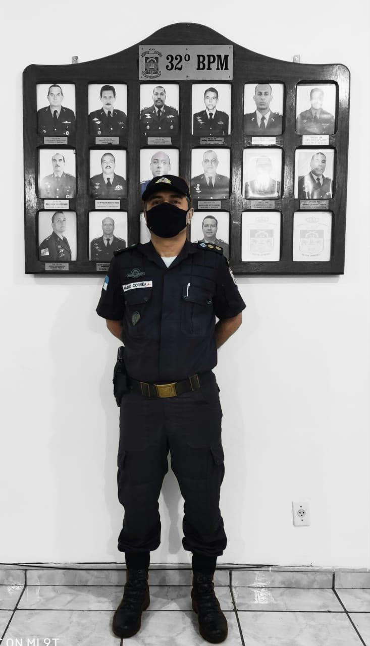 Há oito meses à frente do 32º BPM, o comandante Fábio Corrêa afirmou que os resultados têm sido positivos na redução de crimes