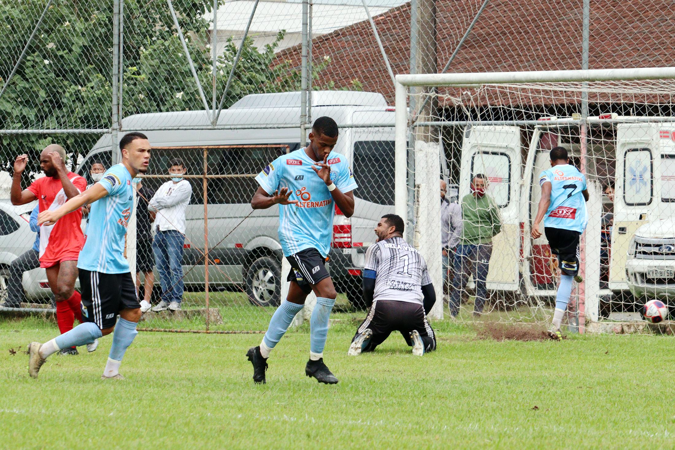 A equipe macaense, que tem o melhor ataque do campeonato com 16 gols