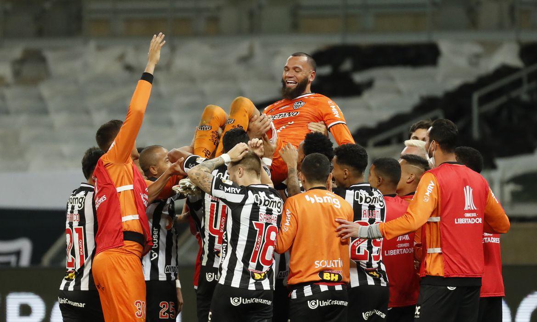 O Atlético-MG volta a entrar em campo, pelo Campeonato Brasileiro, no próximo domingo