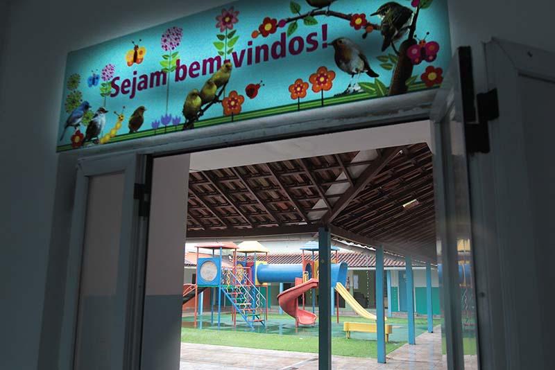 O Cemaia é um equipamento provisório de reintegração das crianças e jovens às suas famílias