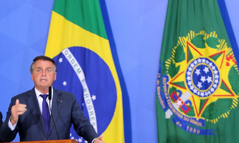 Diante da situação, circulou, entre os caminhoneiros, um áudio com uma mensagem do presidente Jair Bolsonaro
