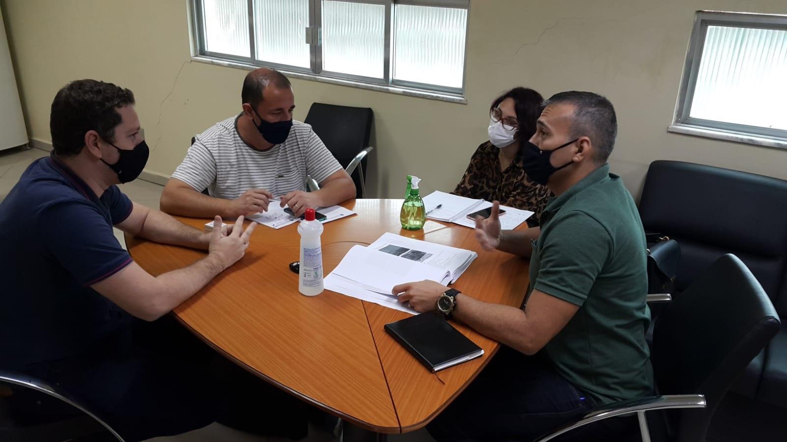 Uma reunião técnica nesse sentido ocorreu na última sexta-feira (17), entre os gestores das pastas