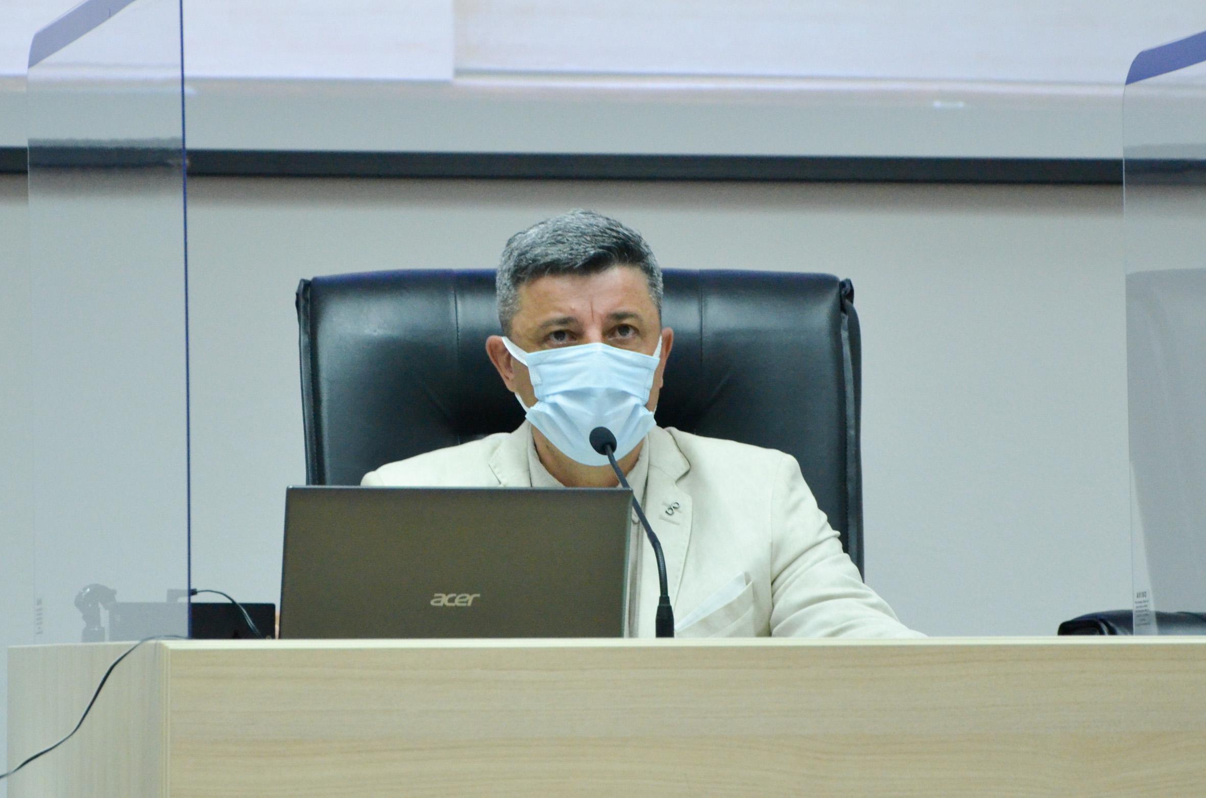 Cesinha defende retomada da economia com segurança ambiental