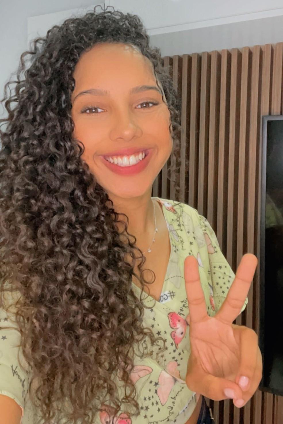 Isabelly Sampaio é uma das finalistas da sexta temporada do The Voice Kids