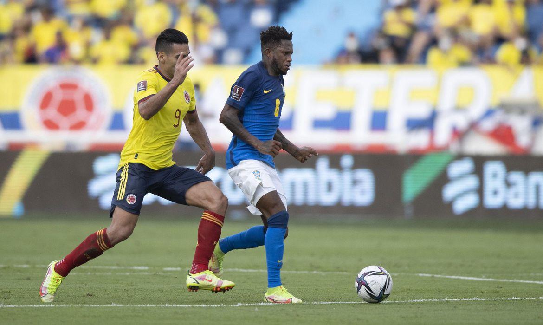 Colômbia x Brasil em Barranquilla pelas Eliminatórias da Copa